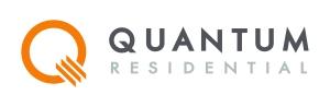 Horizontal Quantum Residential Logo